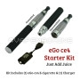 Vape Machine eGo-ce4 E-cigarette Starter Kit