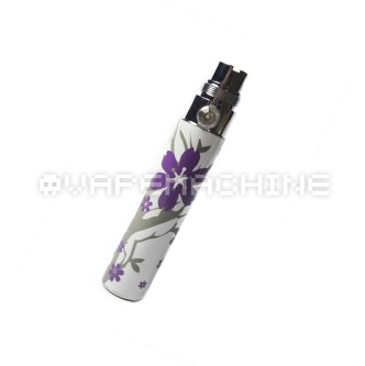 eGo-Q Purple Lotus Battery