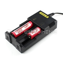 Nitecore i2 Lithium Li-ion Ni-MH Ni-Cd Smart Battery Charger