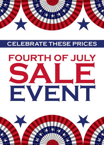 4th of July Vape Sale
